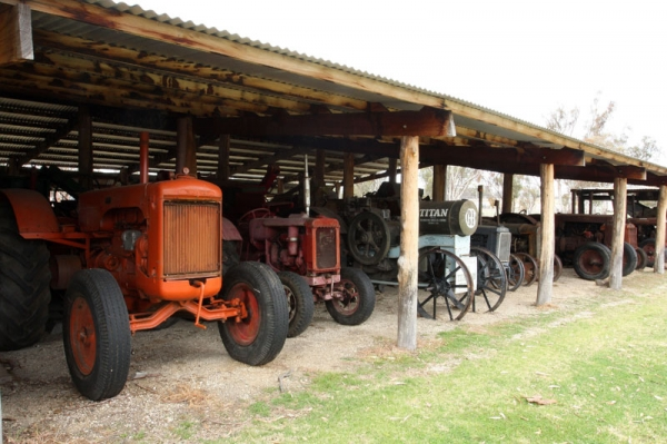 The Machinery Shed