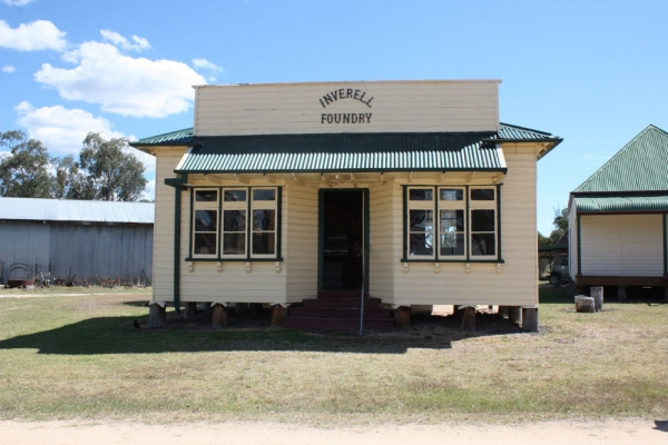 The Inverell Foundary